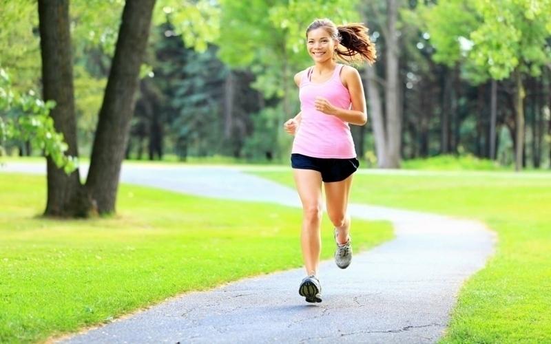 Hoạt động thể thao cũng là cách giúp bạn trao đổi chất tốt hơn