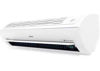 Máy lạnh Samsung AR12JSFNJWKNSV thiết kế tam diện đẹp mắt, làm lạnh nhanh