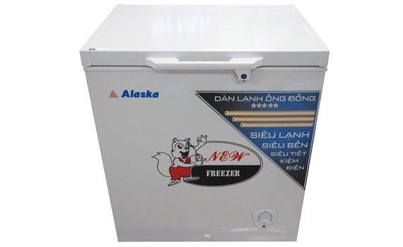 Tủ đông Alaska BD-200C 200 lít khuyến mãi hấp dẫn