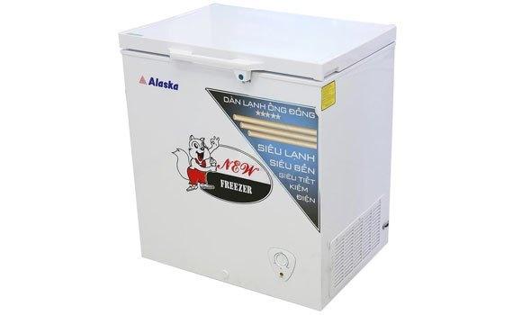 Tủ đông Alaska BD-200C 200 lít tiết kiệm điện năng