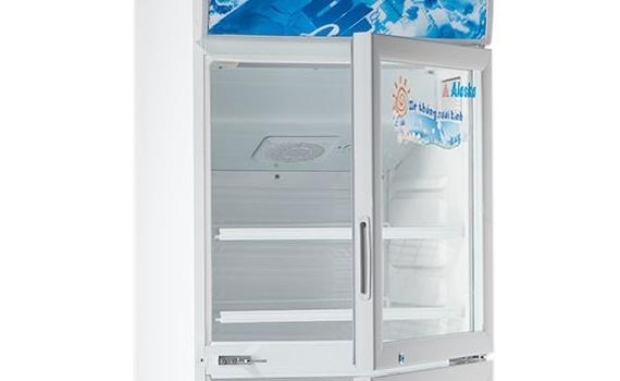 Mua tủ mát ở đâu tốt? Tủ mát Alaska LC-533DB 350 lít