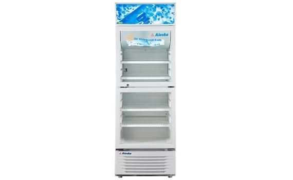Tủ mát loại nào tốt? Tủ mát Alaska LC-533DB 350 lít