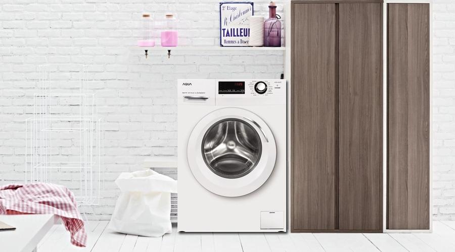 Máy giặt Aqua 8.5 kg AQD-850ZT giá ưu đãi tại Nguyễn Kim