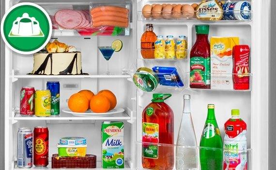 Tủ lạnh Aqua AQR-I315 299 lít có khay kính chịu lực
