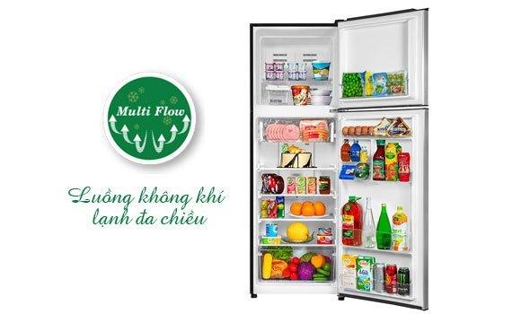 Mua tủ lạnh ở đâu tốt? Tủ lạnh Aqua AQR-I340 326 lít