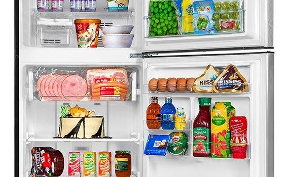 Tủ lạnh Aqua AQR-I340 326 lít có khay kính chịu lực