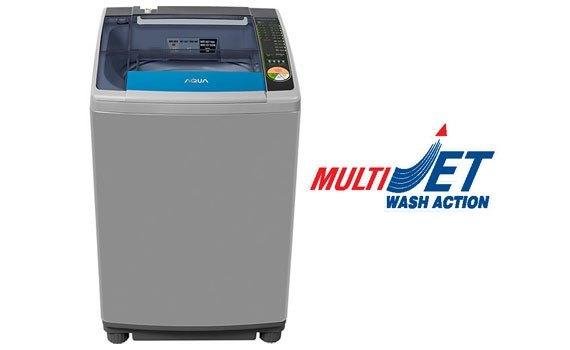 Máy giặt Aqua AQW-F125ZT 12.5 kg giặt sạch quần áo hiệu quả