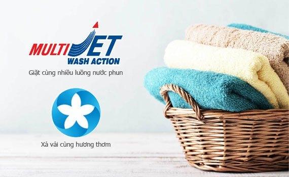 Máy giặt loại nào tốt? Máy giặt Aqua AQW-F850GT 8.5 kg
