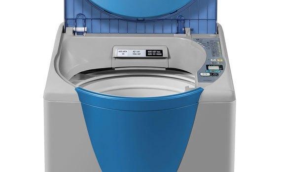 Máy giặt Aqua AQW-F850GT 8.5 kg có bảng điều khiển ẩn