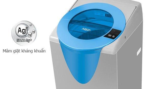 Mua máy giặt ở đâu tốt? Máy giặt Aqua AQW-F850GT 8.5 kg