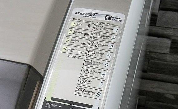 Mua máy giặt ở đâu tốt? Máy giặt Aqua AQW-S80ZT 8 kg
