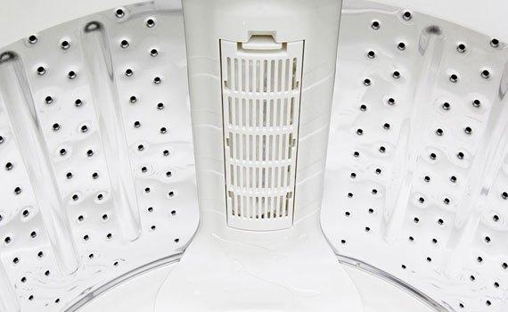 Máy giặt Aqua AQW-S80ZT 8 kg có lồng giặt bằng thép không gỉ