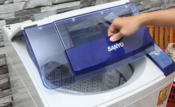 Máy giặt Aqua AQW-S85ZT 8.5 kg bán trả góp tại nguyenkim.com