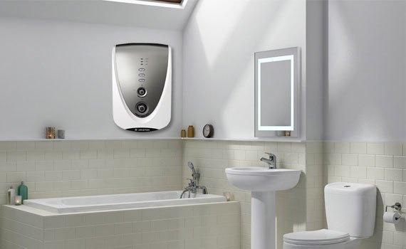 Máy nước nóng loại nào tốt? Máy nước nóng Ariston VR-E4522EP