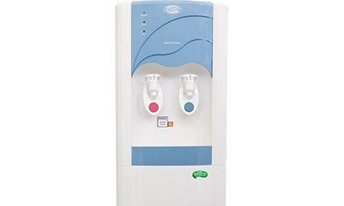 Máy lọc nước CNC 3000POU xanh làm nóng lạnh nước nhanh chóng