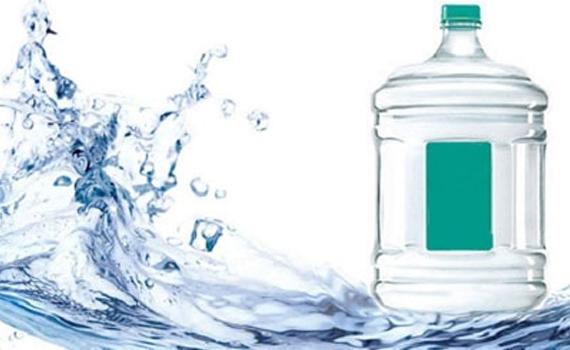 Máy nước uống nóng lạnh CNC 6000BW trắng sử dụng bình úp