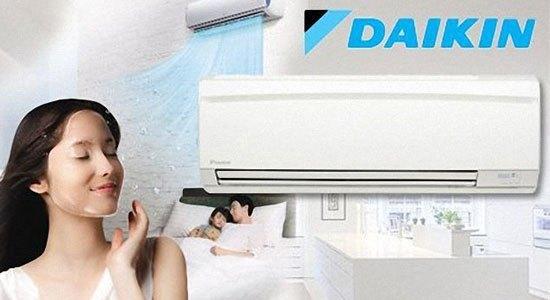 Máy lạnh Daikin FTXS25GVMV chế độ làm lạnh nhanh tiện lợi