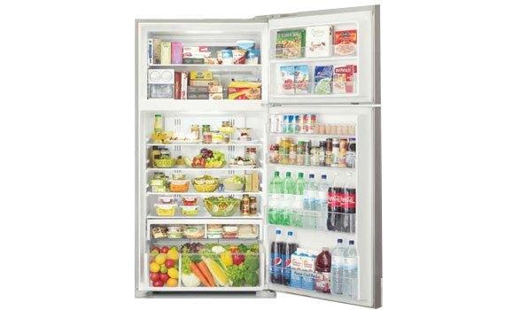 Tủ lạnh Hitachi R-V720PG1X 600 lít bán trả góp tại nguyenkim.com