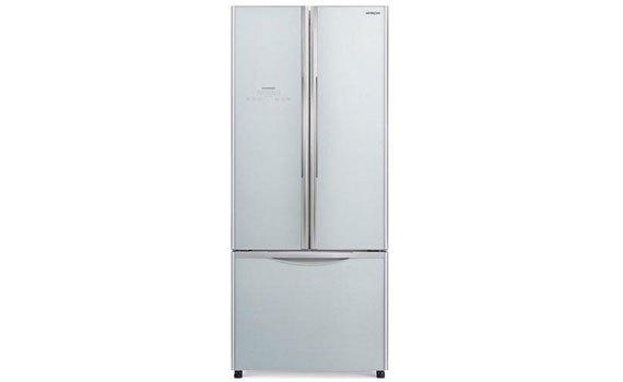 Tủ lạnh Hitachi R-WB545PGV2 455 lít bạc giảm giá tại nguyenkim.com