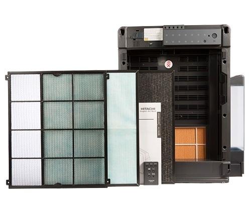 Máy lọc không khí Hitachi EP-A7000 (RE) lọc và khử mùi hiệu quả