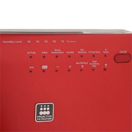 Máy lọc không khí Hitachi EP-A7000 (RE) cân bằng độ ẩm