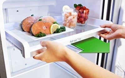 Tủ lạnh loại nào tốt? Tủ lạnh LG GN-L222BF 209 lít