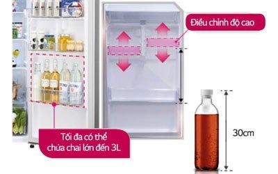 Mua tủ lạnh LG GN-L222BF 209 lít ở đâu tốt?