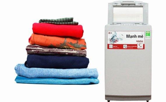 Máy giặt LG WF-S1015DB 10 kg bán trả góp 0% tại nguyenkim.com