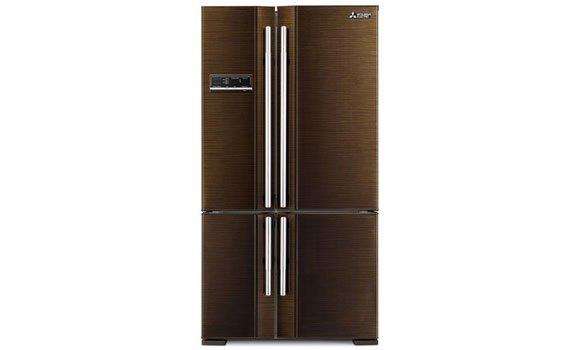 Tủ lạnh Mitsubishi Electric MR-L78EH 635 lít nâu giảm giá tại nguyenkim.com