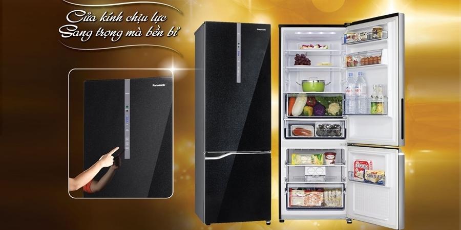 Tủ lạnh Panasonic 290 lít NR-BV328GKVN giá ưu đãi tại nguyenkim.com
