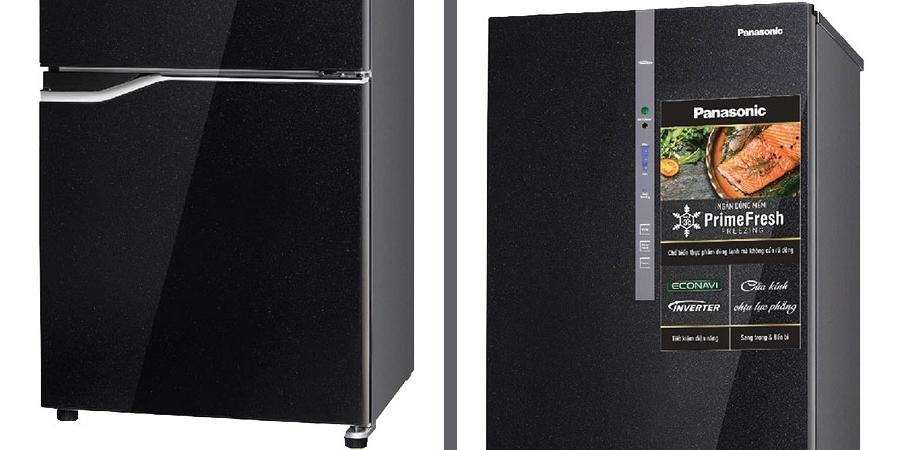 Tủ lạnh Panasonic 322 lít NR-BV368GKVN bán trả góp 0% tại Nguyễn Kim