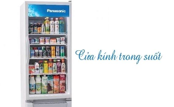 Mua tủ mát ở đâu tốt? Tủ mát Panasonic SMR-PT250A 284 lít