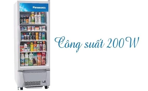 Tủ mát Panasonic SMR-PT330A 330 lít bán trả góp 0% tại nguyenkim.com