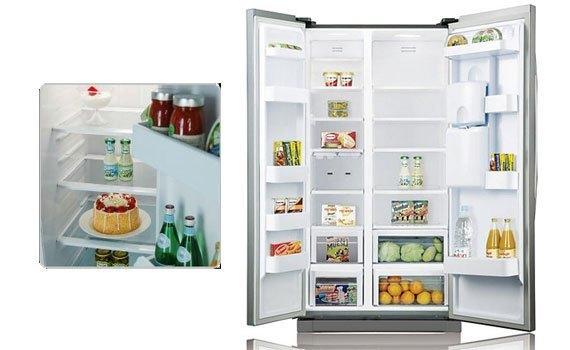 Mua tủ lạnh ở đâu tốt? Tủ lạnh Samsung RSA1WTSL1 520 lít