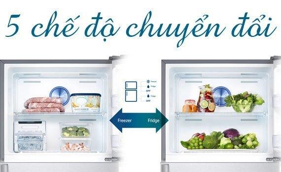 Tủ lạnh Samsung RT29K5532S8 295 lít khuyến mãi hấp dẫn