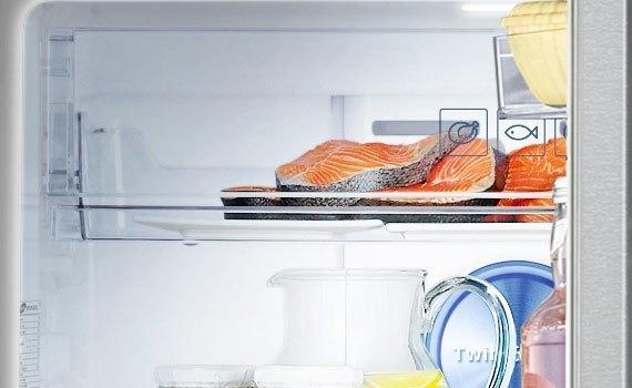 Tủ lạnh Samsung RT29K5532S8 295 lít tiết kiệm điện năng