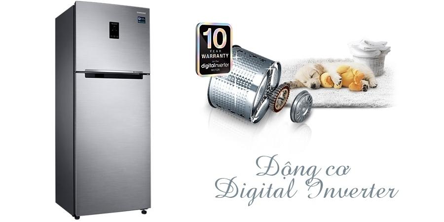 Tủ lạnh Samsung RT32K5532S8 321 lít tiết kiệm điện năng