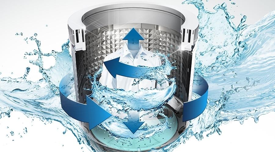 Máy giặt loại nào tốt? Máy giặt Samsung 7.2 kg WA72H4000SG