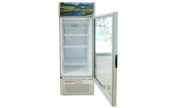 Tủ mát loại nào tốt? Tủ mát Sanaky VH-218K 170 lít