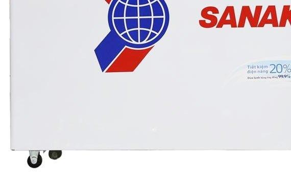 Tủ lạnh loại nào tốt? Tủ đông Sanaky VH-2899A1 280 lít