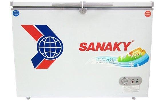 Tủ đông Sanaky VH-2899W1 280 lít giảm giá hấp dẫn tại nguyenkim.com