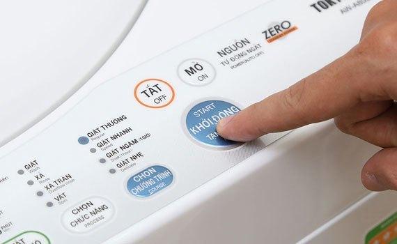 Máy giặt Toshiba AW-A800SV 7 kg xám tiết kiệm điện
