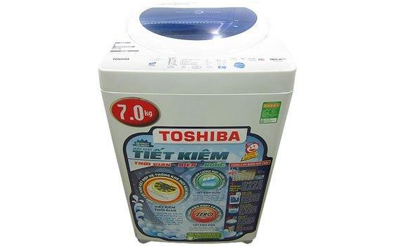 Máy giặt Toshiba AW-A800SV 7 kg xanh bán trả góp tại nguyenkim.com