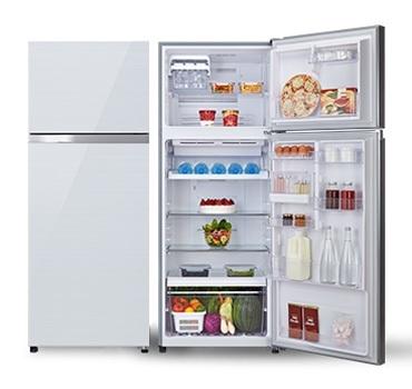 Tủ lạnh Toshiba GR-TG46VPDZ có ngăn đựng rau quả lớn