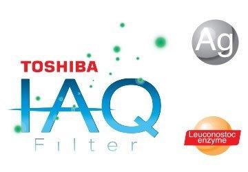 Máy lạnh Toshiba RAS-H18G2KCV-V 1HP diệt khuẩn, khử mùi