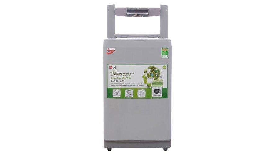 Máy giặt LG WF-S9019FS thiết kế sang trọng, tiện dụng