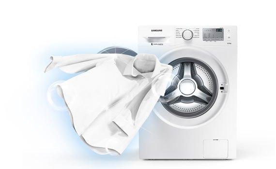 Máy giặt Samsung WW75J4233GS 7.5 kg khuyến mãi hấp dẫn tại nguyenkim.com