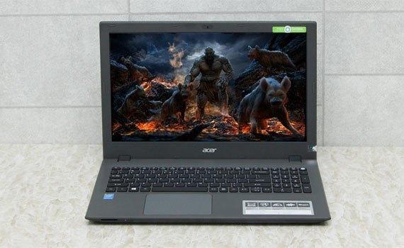 Máy tính xách tay Acer E5-574 trang bị màn hình FHD 15.6 inches