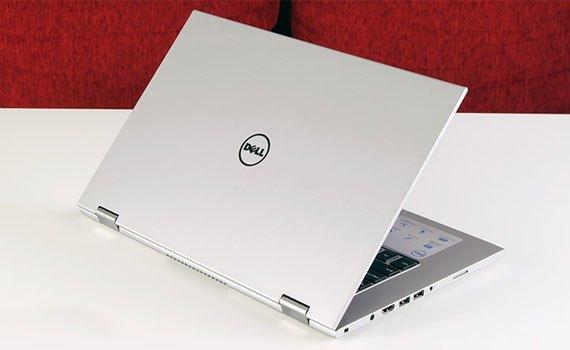 Máy tính xách tay Dell Inspiron 13 7359 thiết kế màu bạc đẳng cấp