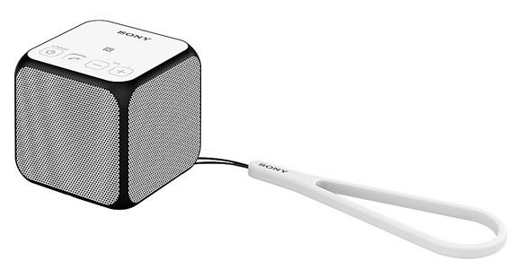 Loa Sony mini SRS-X11 màu trắng dung pin phát nhạc đến 12 giờ